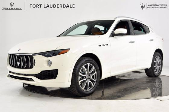 2019 Maserati Levante :23 car images available