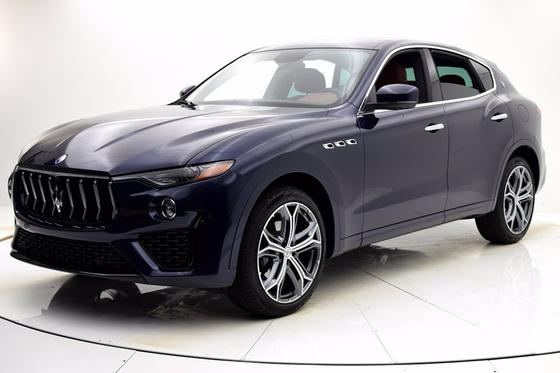 2021 Maserati Levante :24 car images available