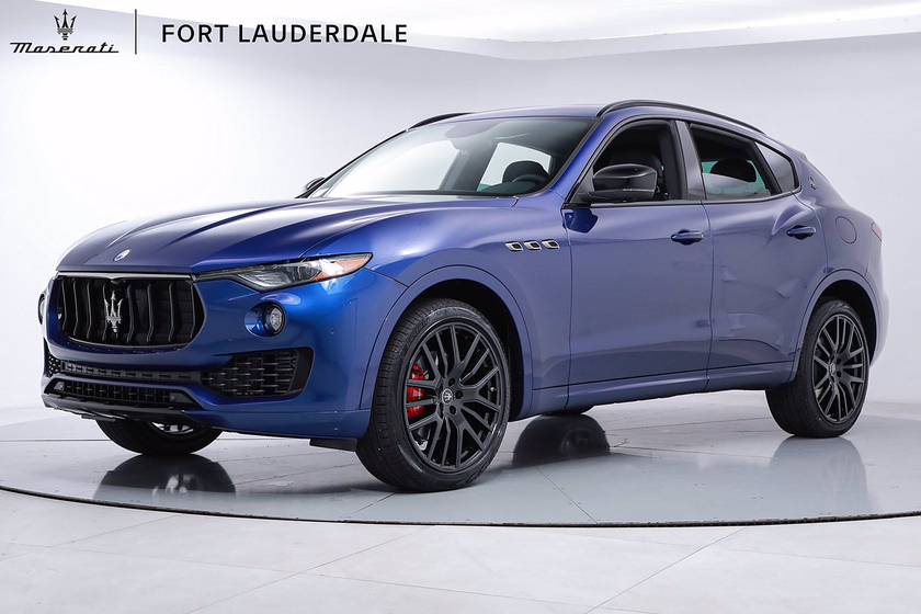 2021 Maserati Levante :20 car images available