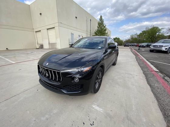 2018 Maserati Levante :6 car images available