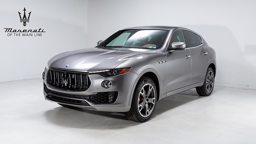 2021 Maserati Levante :21 car images available