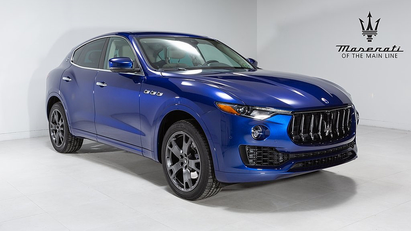 2021 Maserati Levante :23 car images available