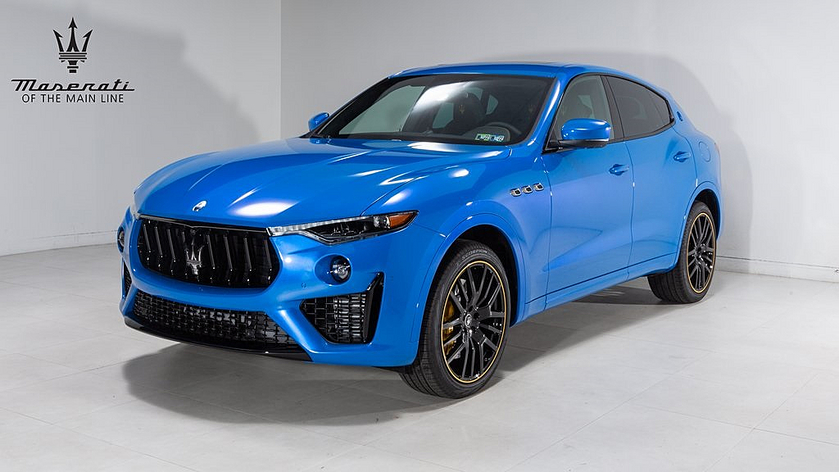 2022 Maserati Levante :24 car images available