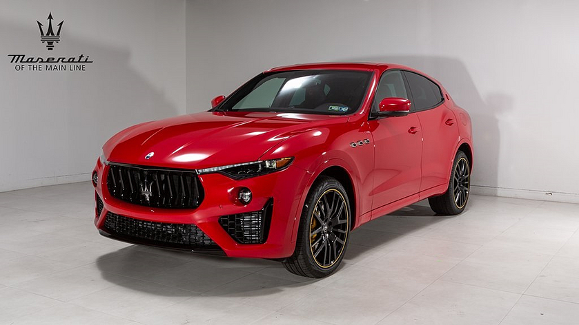 2022 Maserati Levante :22 car images available