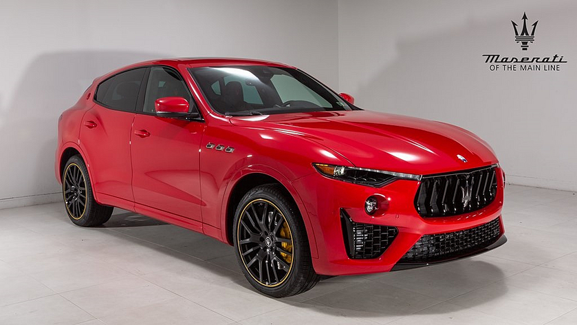 2022 Maserati Levante :23 car images available