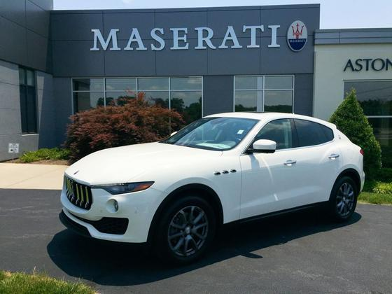 2018 Maserati Levante 3.0L:24 car images available