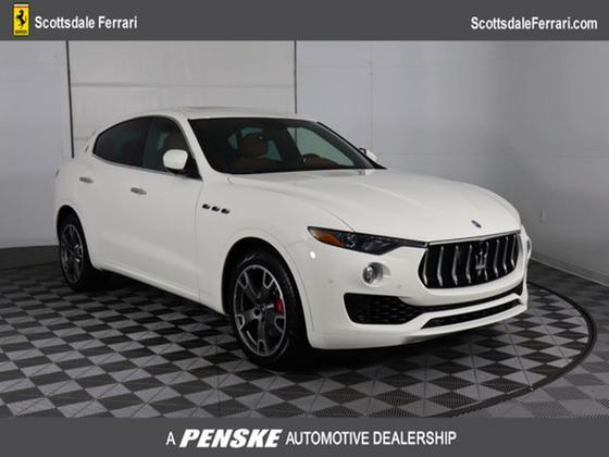 2019 Maserati Levante 3.0L:24 car images available