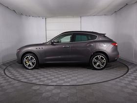 2017 Maserati Levante 3.0L
