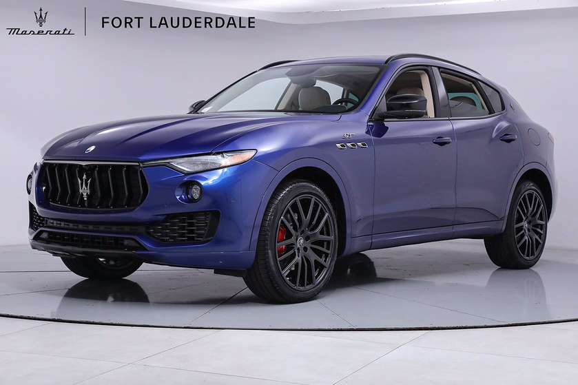 2022 Maserati Levante GT:19 car images available