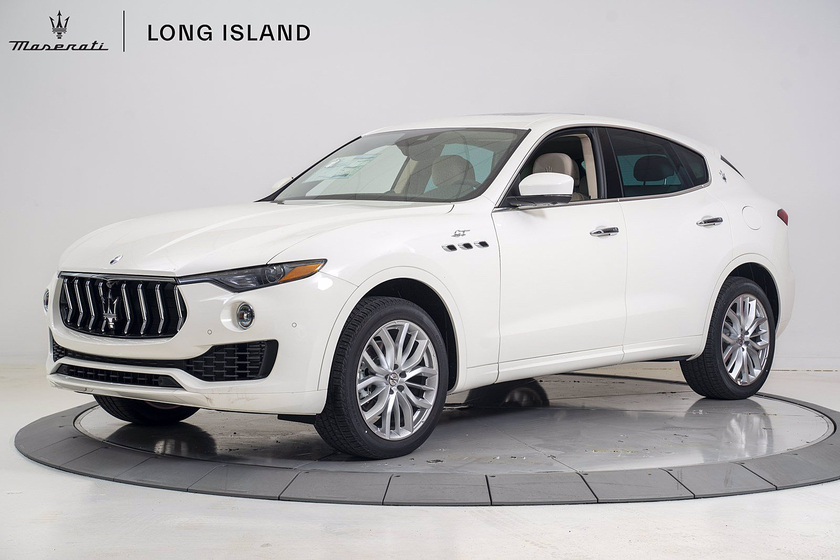 2022 Maserati Levante GT:14 car images available