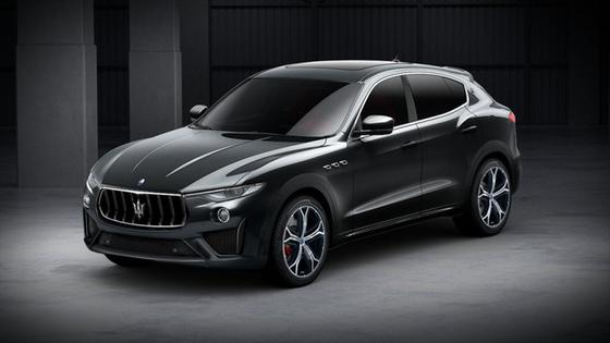 2019 Maserati Levante GTS:3 car images available