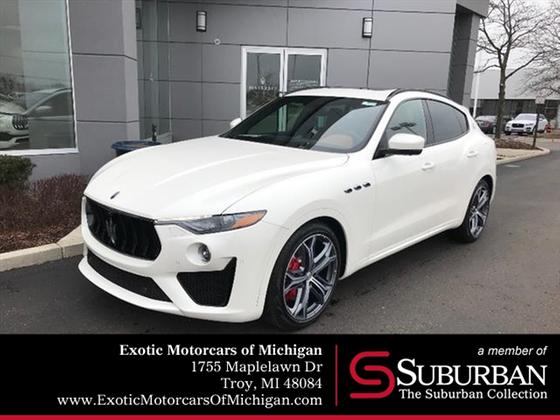 2019 Maserati Levante GTS:12 car images available