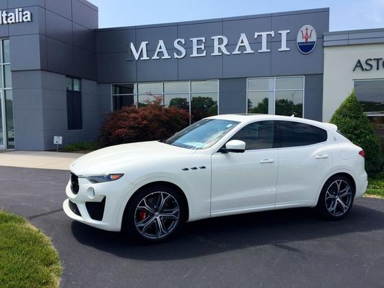 2019 Maserati Levante GTS:24 car images available