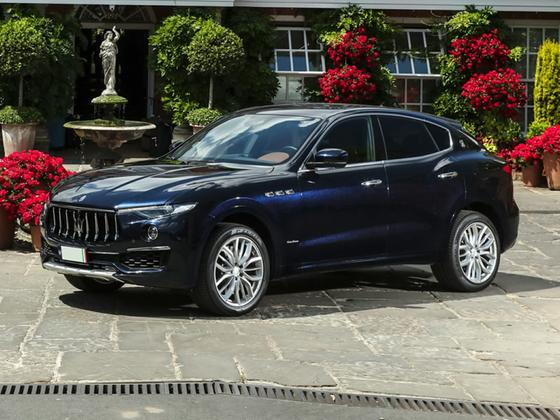 2019 Maserati Levante GTS : Car has generic photo