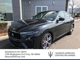 2019 Maserati Levante GTS:14 car images available