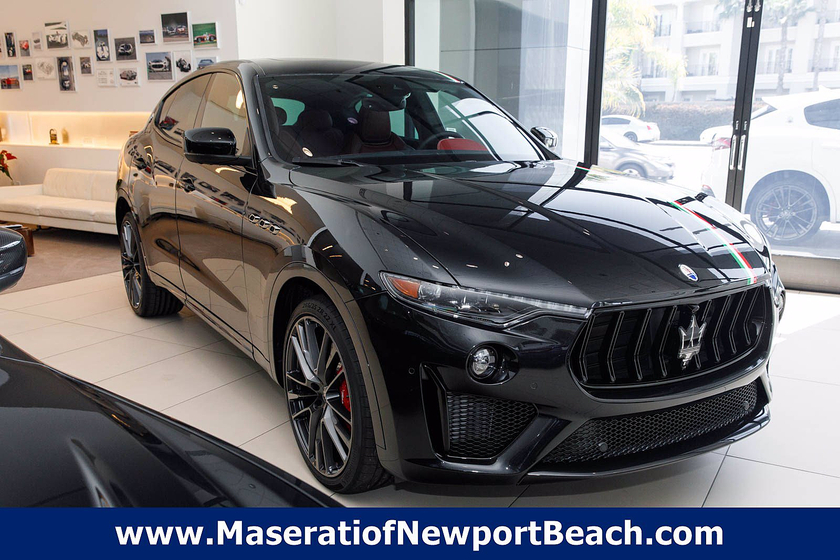 2020 Maserati Levante GTS:16 car images available