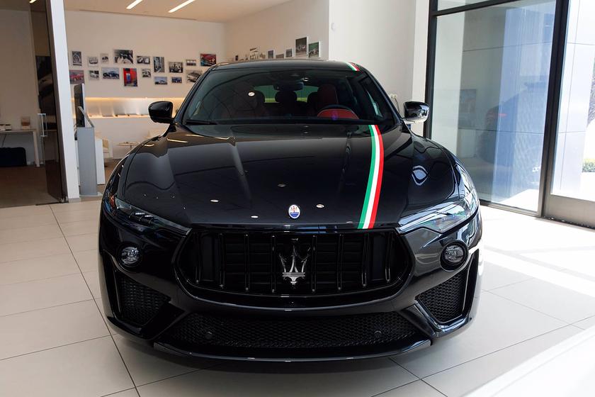 2020 Maserati Levante GTS