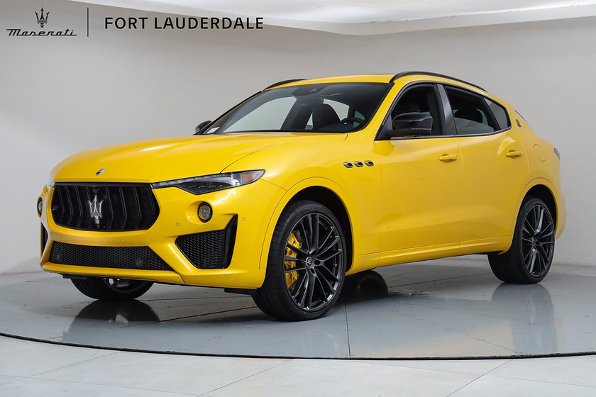 2021 Maserati Levante GTS:24 car images available
