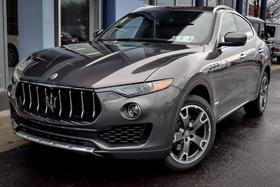 2018 Maserati Levante GranLusso:24 car images available