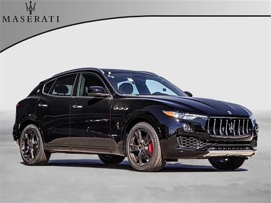 2018 Maserati Levante GranLusso:14 car images available