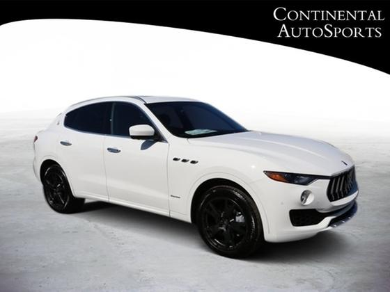 2018 Maserati Levante GranLusso:22 car images available