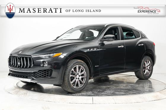 2018 Maserati Levante GranLusso:13 car images available
