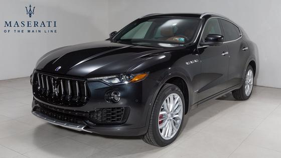 2018 Maserati Levante GranLusso:21 car images available