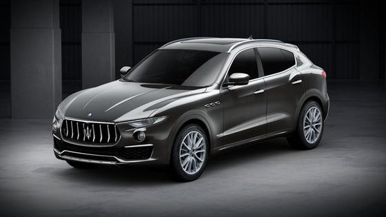 2019 Maserati Levante GranLusso:3 car images available