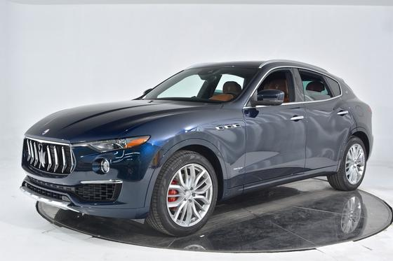 2019 Maserati Levante GranLusso:20 car images available