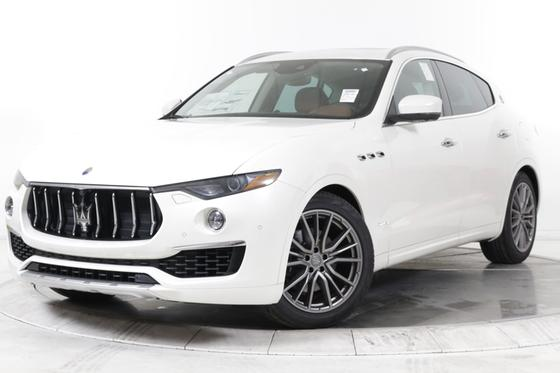 2019 Maserati Levante GranLusso:12 car images available