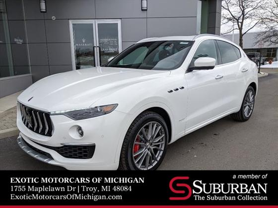 2020 Maserati Levante GranLusso:18 car images available