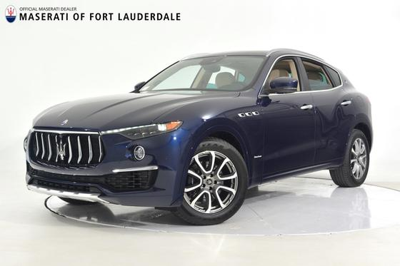 2020 Maserati Levante GranLusso:20 car images available