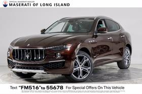 2019 Maserati Levante GranLusso:14 car images available