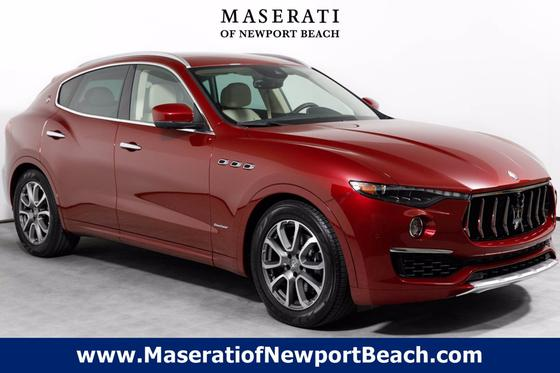 2020 Maserati Levante GranLusso:19 car images available