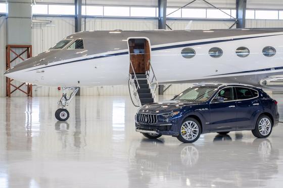 2021 Maserati Levante GranLusso