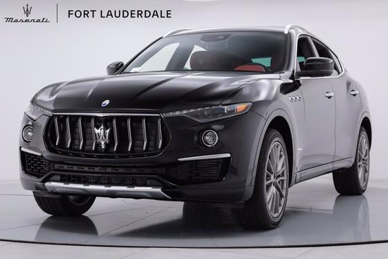 2021 Maserati Levante GranLusso:20 car images available
