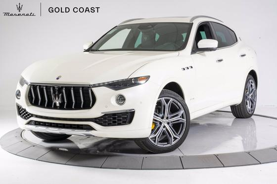 2021 Maserati Levante GranLusso:15 car images available