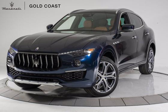 2021 Maserati Levante GranLusso:14 car images available