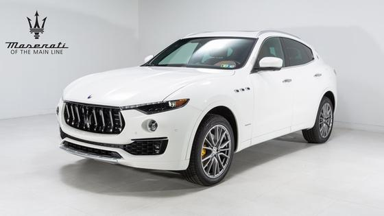 2021 Maserati Levante GranLusso:21 car images available