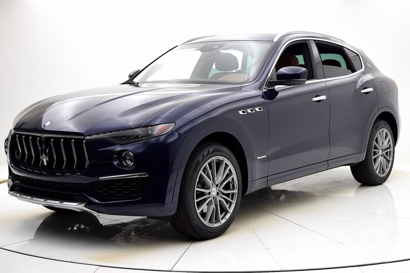 2021 Maserati Levante GranLusso:24 car images available