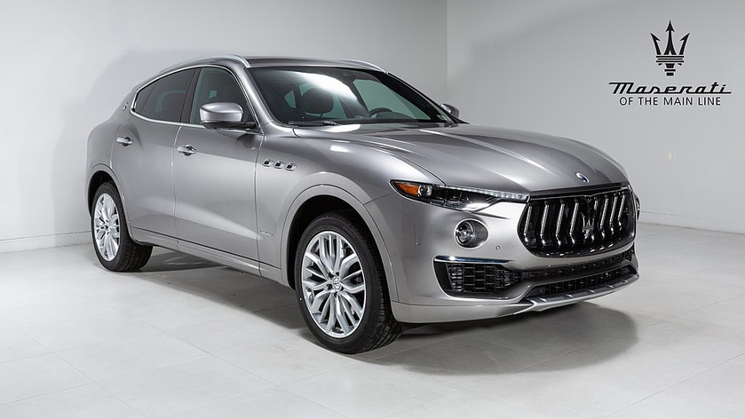 2021 Maserati Levante GranLusso:23 car images available