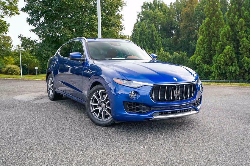 2018 Maserati Levante GranLusso:23 car images available
