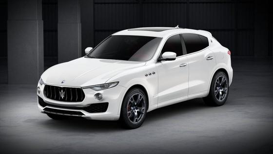2018 Maserati Levante GranSport:3 car images available
