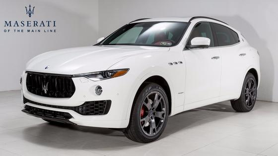 2018 Maserati Levante GranSport:23 car images available