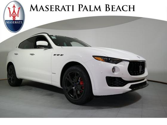 2018 Maserati Levante GranSport:24 car images available