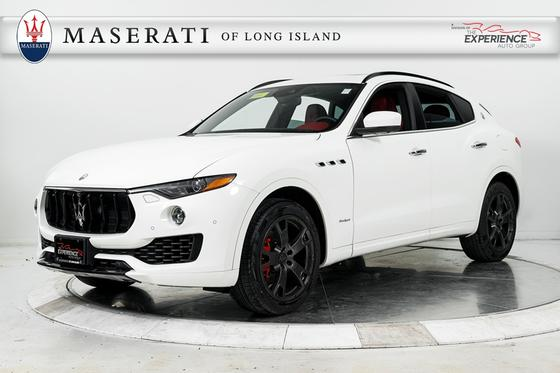 2018 Maserati Levante GranSport:13 car images available