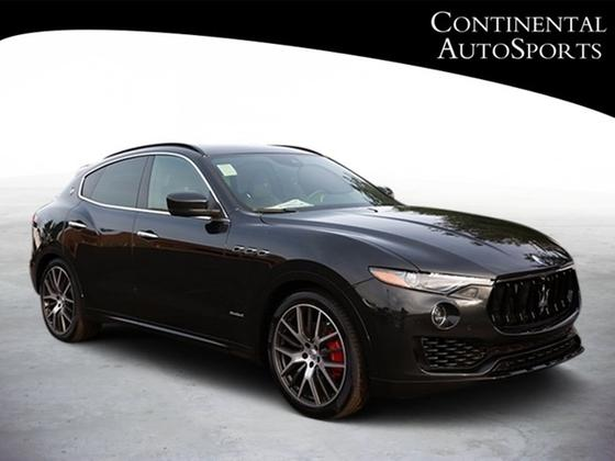 2018 Maserati Levante GranSport:19 car images available