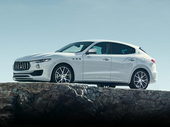 2018 Maserati Levante GranSport : Car has generic photo