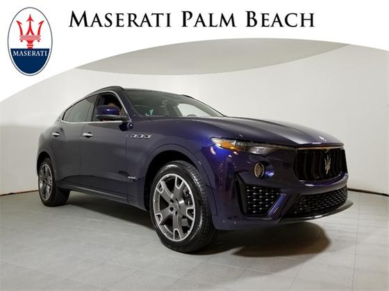 2019 Maserati Levante GranSport:24 car images available