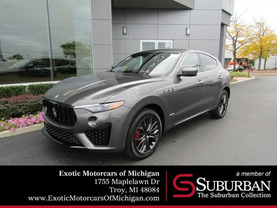 2019 Maserati Levante GranSport:15 car images available